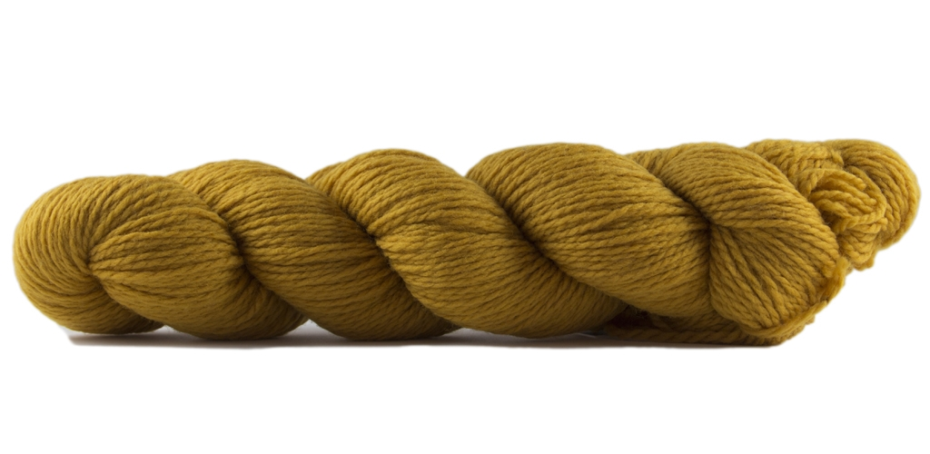 Merino d`Arles - Rosy Green Wool in der Farbe Ocre (301)