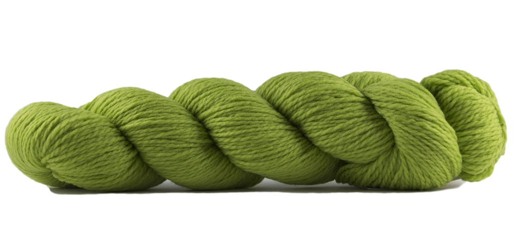 Merino d`Arles - Rosy Green Wool in der Farbe Canopée (302)