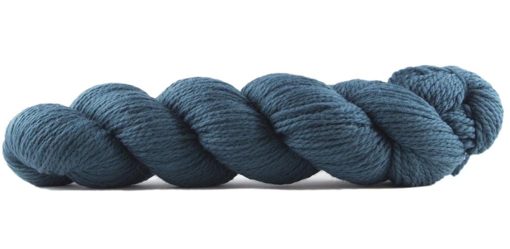 Merino d`Arles - Rosy Green Wool in der Farbe Cyprès (303)