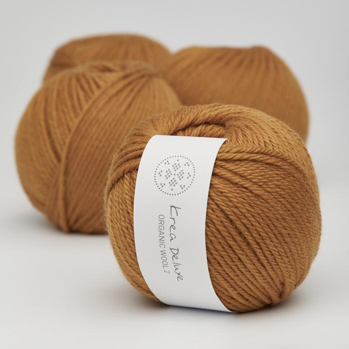 Wool Nr. 2 - Krea Deluxe in der Farbe W 09