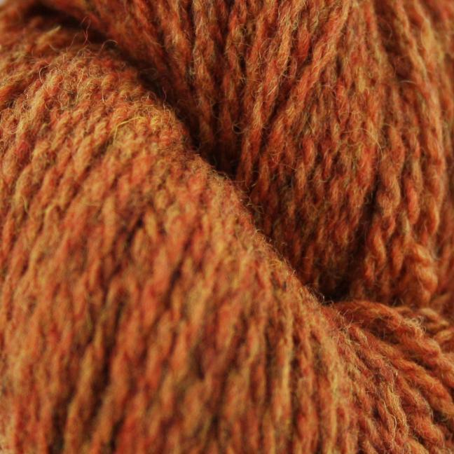 Semilla Melange - BC Garn in der Farbe 12 Rost