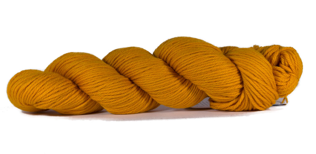 Big Merino Hug - Rosy Green Wool in der Farbe Sonnenblume (102)