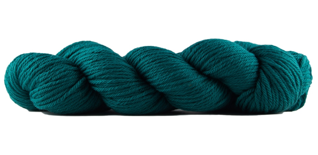 Big Merino Hug - Rosy Green Wool in der Farbe Grünspan (122)