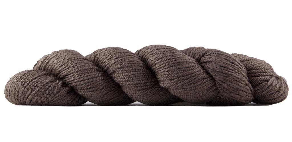 Big Merino Hug - Rosy Green Wool in der Farbe Holz (125)
