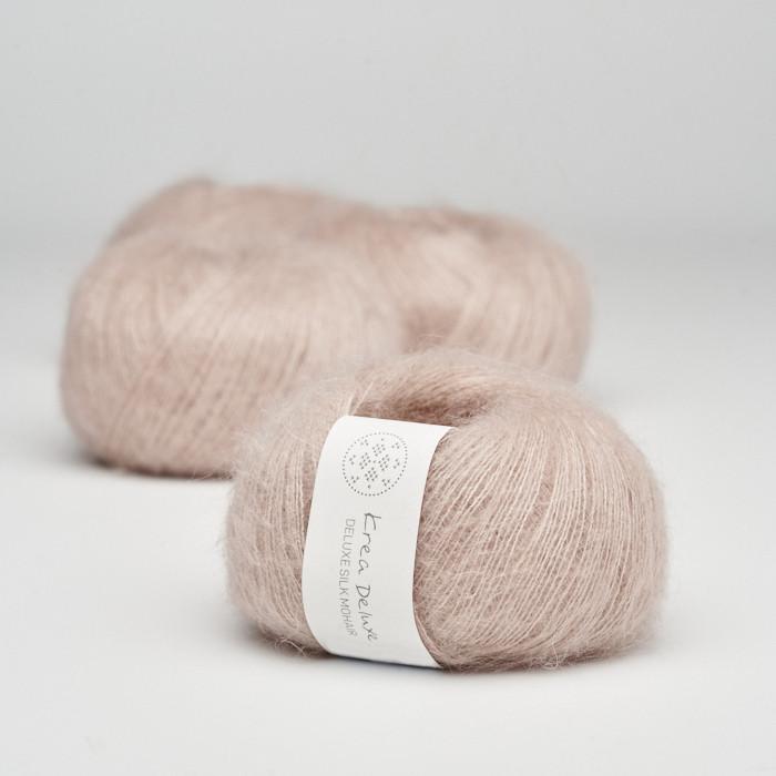 Deluxe Silk Mohair - Krea Deluxe in der Farbe 07 Puder