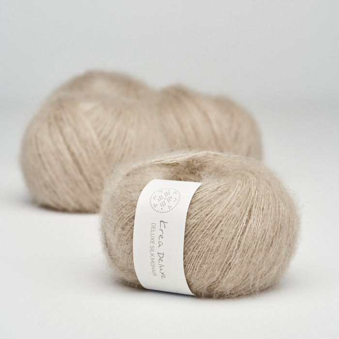 Deluxe Silk Mohair - Krea Deluxe in der Farbe 46 Sand