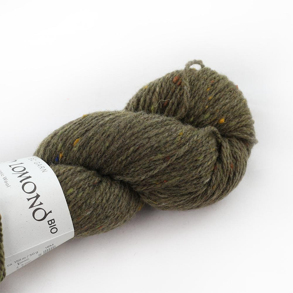 Loch Lomond - BC Garn in der Farbe 17 Moos