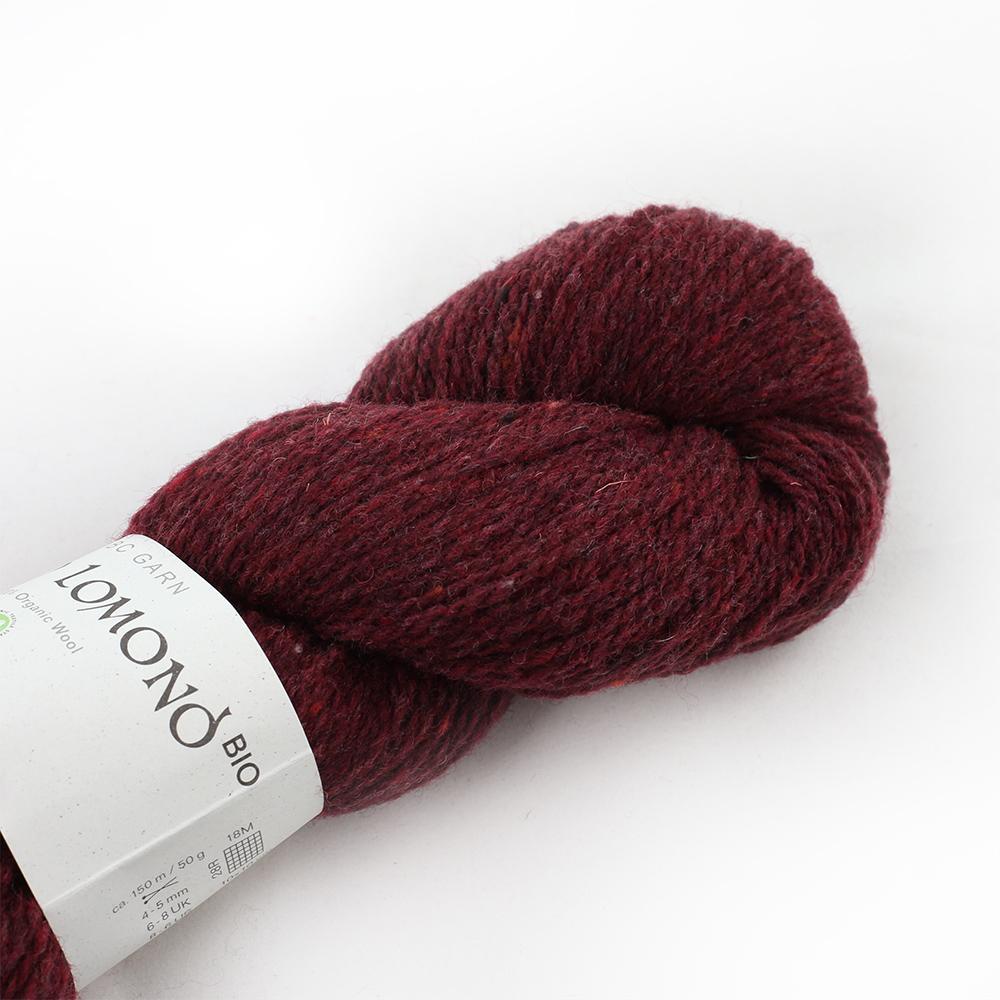 Loch Lomond - BC Garn in der Farbe 20 Bordeaux