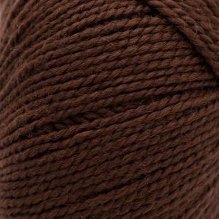 Semilla - BC Garn in der Farbe 019 Dunkelbraun