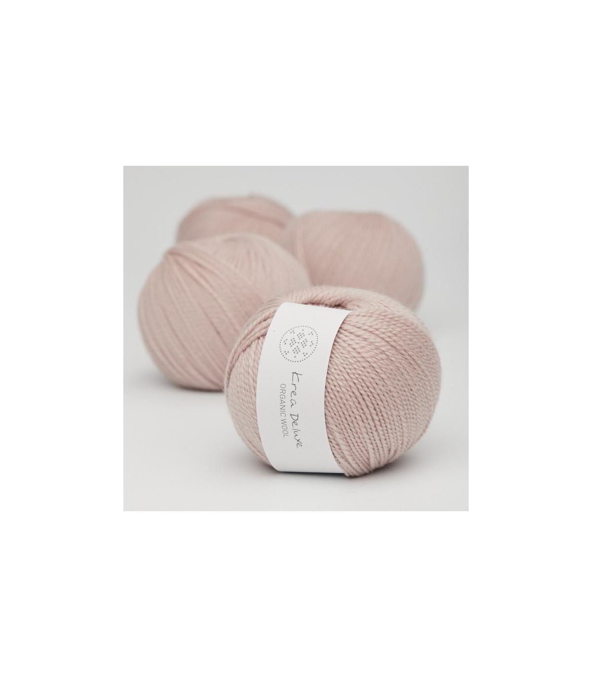 Wool 1 (Neu) - Krea Deluxe in der Farbe W 07 Puder