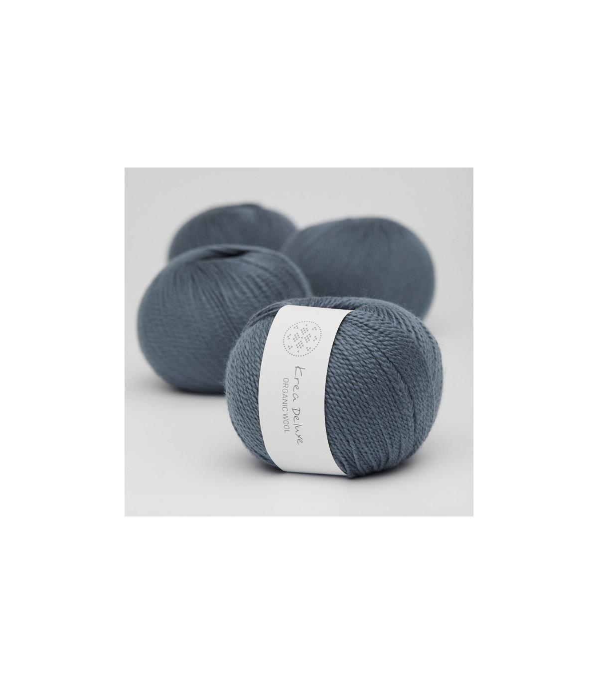Wool 1 (Neu) - Krea Deluxe in der Farbe W 26 Dunkelblau